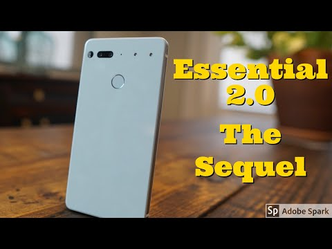 Essential Phone 2 Could Be Coming!