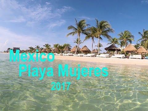 Excellence Playa Mujeres Cancun 2017 Holiday Vlog
