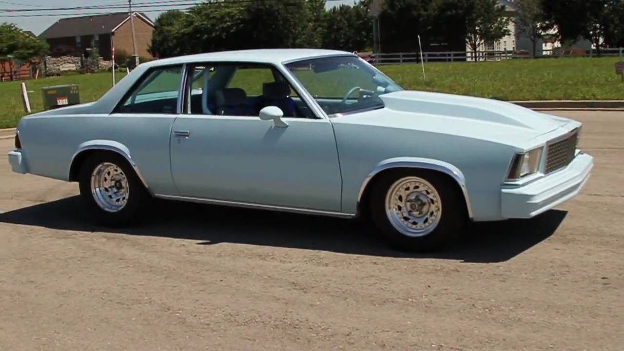 78 chevy malibu for sale 28k obo trades considered youtube. Black Bedroom Furniture Sets. Home Design Ideas
