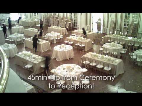 A Wedding at The Fairmont Copley Plaza