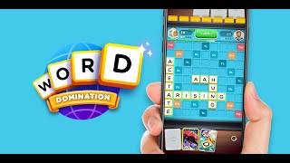 Word Domination Gameplay | Mobile | No Commentary