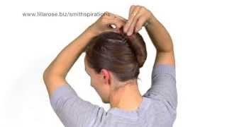 Fast \u0026 Easy French Twist Method (Secured 3 Different Ways)