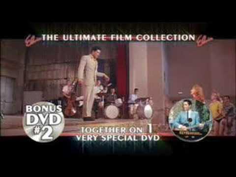 Elvis Presley Ultimate DVD Collection