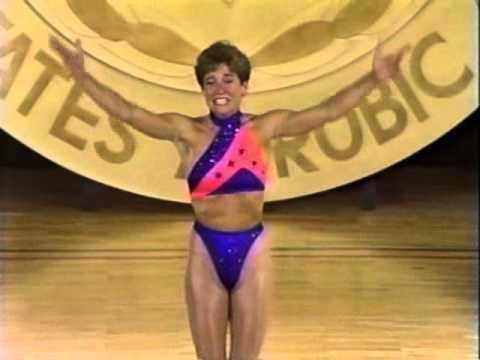 National Aerobic Championship USA 1991