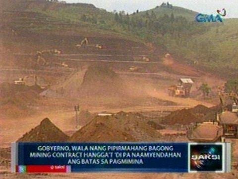 Saksi: Pagguho sa Compostela Valley, kakambal umano ng gold rush sa Mt. Diwalwal