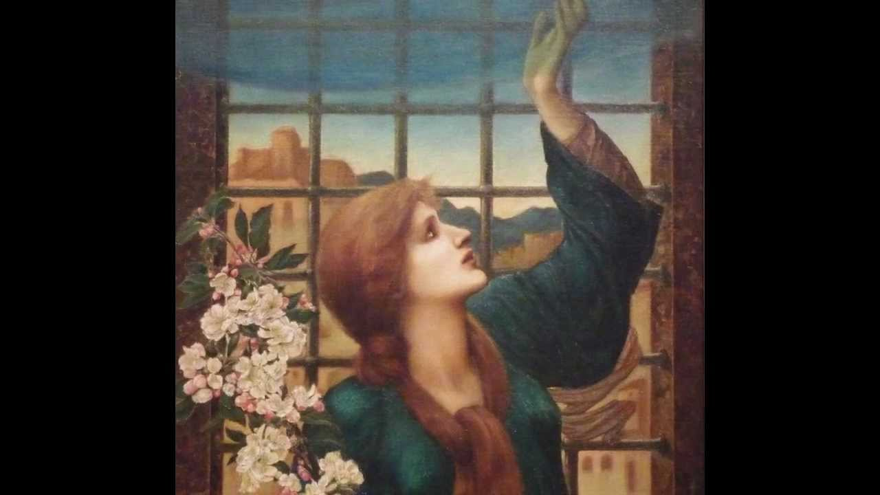 Sir Edward Burne-Jones, Hope, 1896