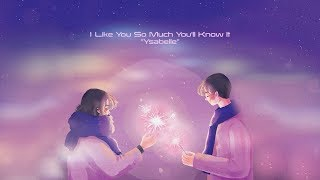 Download lagu Ysabelle - I Like You So Much You'll Know It (lyric)