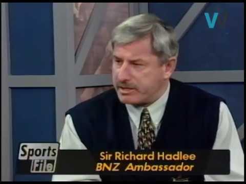 Sir Richard Hadlee interview