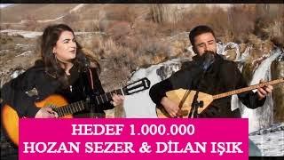 Gambar cover DİLAN IŞIK & HOZAN SEZER -Aylo Dilo  AKUSTİK