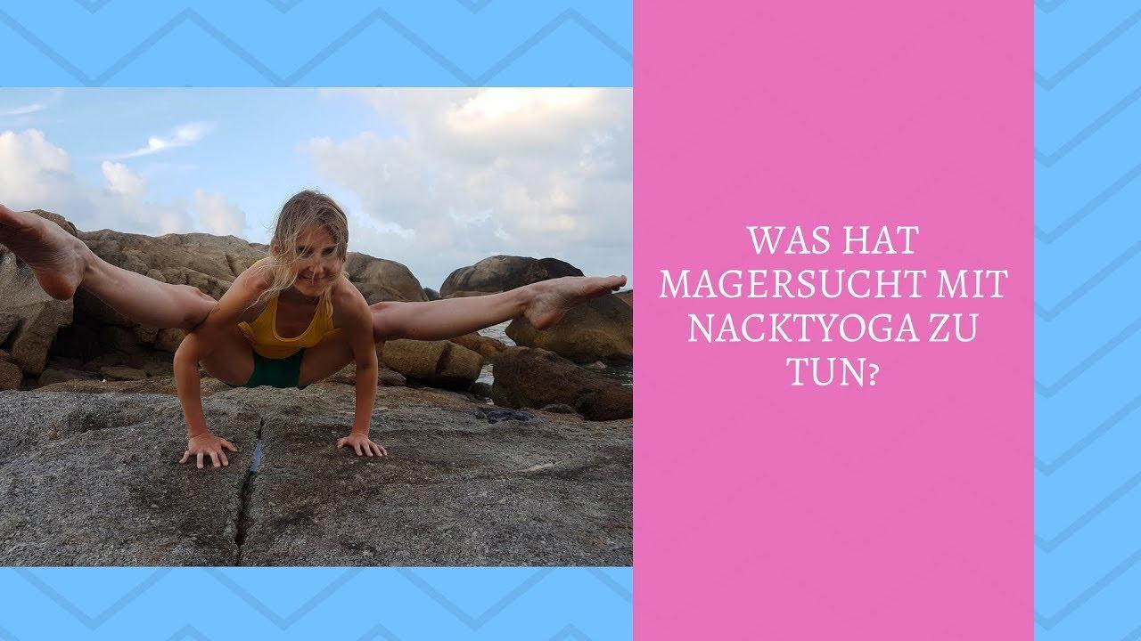 elke nackt yoga