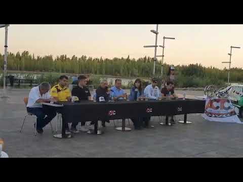 Presentación del Gran Premio Provincia de Neuquen