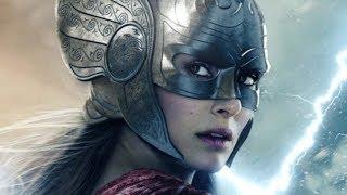 Как может выглядеть Натали Портман в роли Могучего Тора