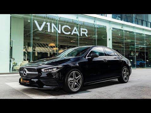 The All-new 2020 Mercedes-Benz CLA 180 AMG - VINCAR