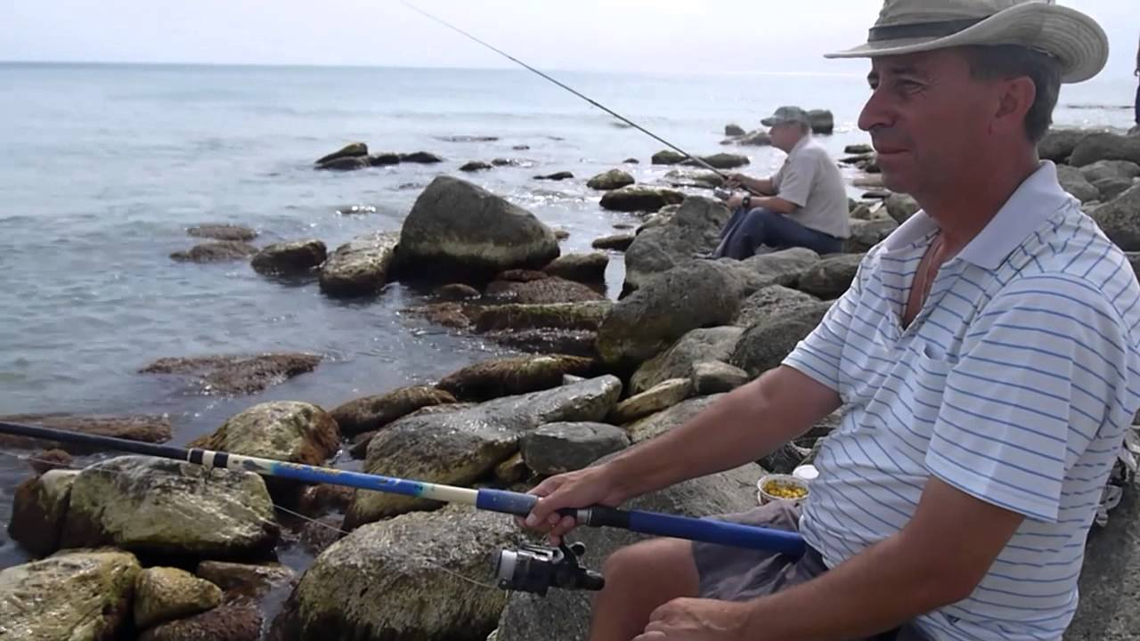актау рыболовов