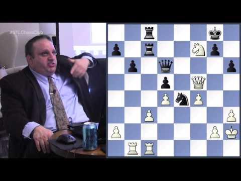 Lasker vs. Marshall | World Championship 1907 - GM Ben Finegold