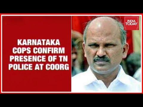 Karnataka Police Confirms Presence Of Tamil Nadu Police In Coorg