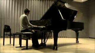 """Kinderszenen op.15 no.6 """"Wichtige Begebenheit"""" - Robert Schumann (Dorian Ros Piano)"""