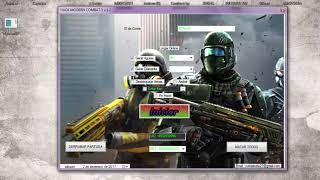Trainer (Hack) modern combat 5  ,  Novo Hack de Modern combat 5 , New Hack Modern combat 5