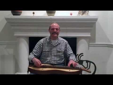 Mark Gilston - Jack's Maggot on mountain dulcimer