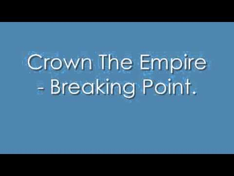 Crown The Empire  Breaking Point  Copyright Free