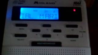 NOAA Weather Radio - EAS #90/91: Special Marine Warning (11/23/2011)