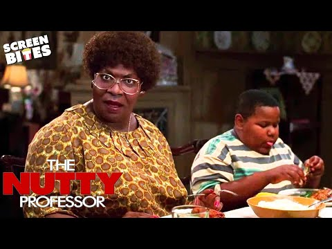 The Nutty Professor - Eddie Murphy Table Scene OFFICIAL HD VIDEO