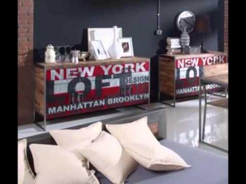 decoracion industrial vintage muebles de diseo