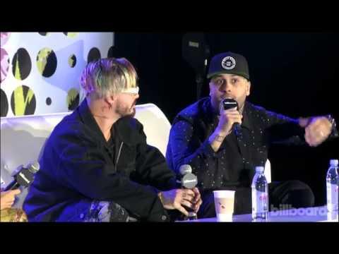 J Balvin & Nicky Jam - The Billboard (conference & Awards Full) 2017