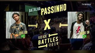 Final Passinho Rio H2K 2018 - Yure IDD X Andre DB