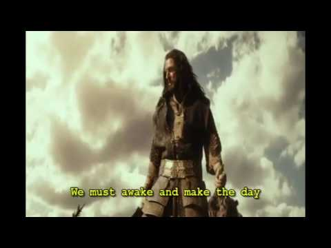 The Song of the Lonely Mountain Neil Finn Karaoke