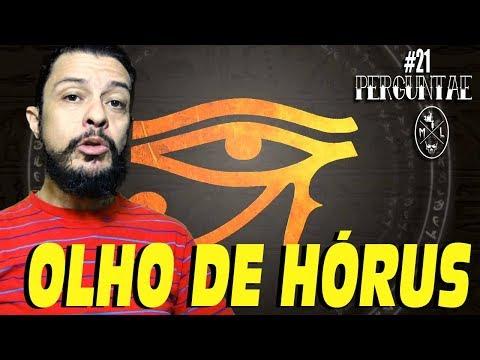 PerguntAÊ #21 - Olho de Hórus
