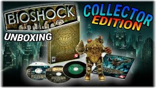 UNBOXING: BioShock - Big Daddy Limited Edition