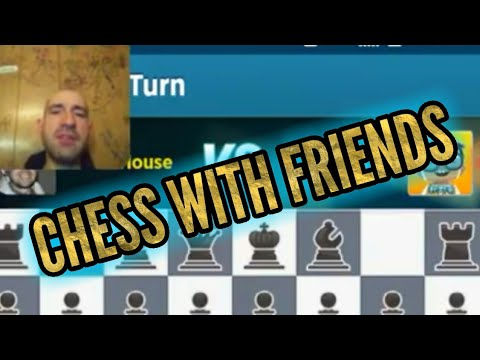 CHESS WITH FRIENDS Classic By Zynga | Free Mobile Game | Android / Ios Gameplay HD Youtube YT Video