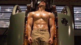 Steve Rogers Transformation Scene - Captain America: The First Avenger  2011  Movie Clip Hd