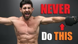 5 Exercises MOST Men do WRONG at the Gym!