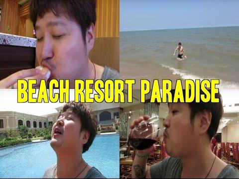 Beach Resort Travel in Vietnam - The Grand Ho Tram