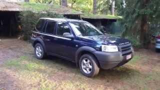 Hyundai Santa Fe 2.0 CRDI и Land Rover FREELANDER 2.0D. В поисках 4Х4.