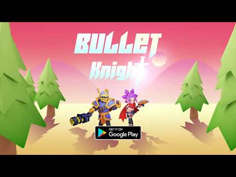 Bullet Knight: 던전 크롤 슈팅 게임