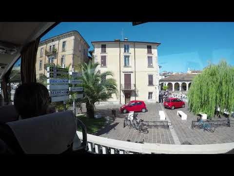 Northern Italy 2017 in 4K