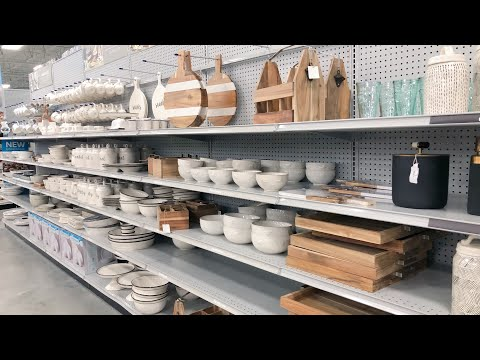 SHOP WITH ME | HUGE HOLIDAY DECOR SUPERSTORE