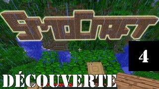 (Découverte) Minecraft JOUR4 Découverte du sous-sol