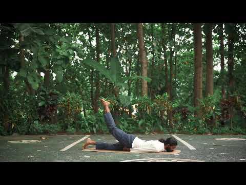Shalabhasana - Locust Pose Alignment