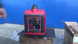 электрогенератор Lifan S-Pro 1100 обзор