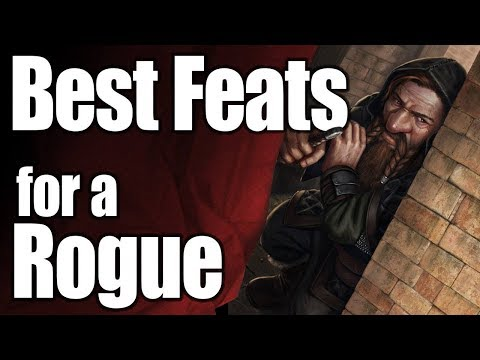 5E D&D Feats- A Rogue's Guide
