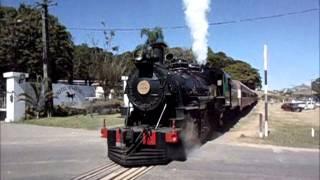 Novo apito da locomotiva 1424
