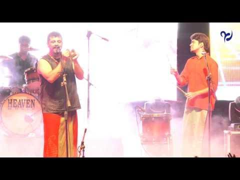 Raghu Dixit Concert at Paramarsh'14- Parasiva