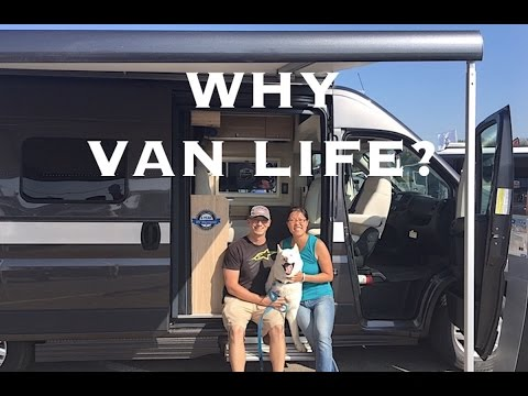 Downsizing to a Class B Camper Van for Full Time RV Living