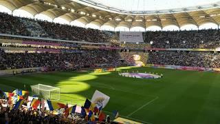 Imnul național al României! / România v Serbia 0-0, UEFA Nations League 2018