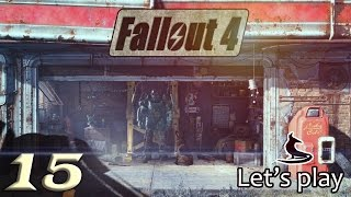 Fallout 4. Lets play 15 - По пути Свободы