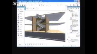 Построение лестниц в ArchiCad